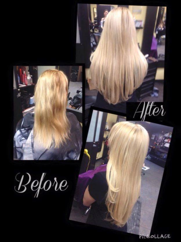 New Method Of Hair Extensions Ny Hair Company